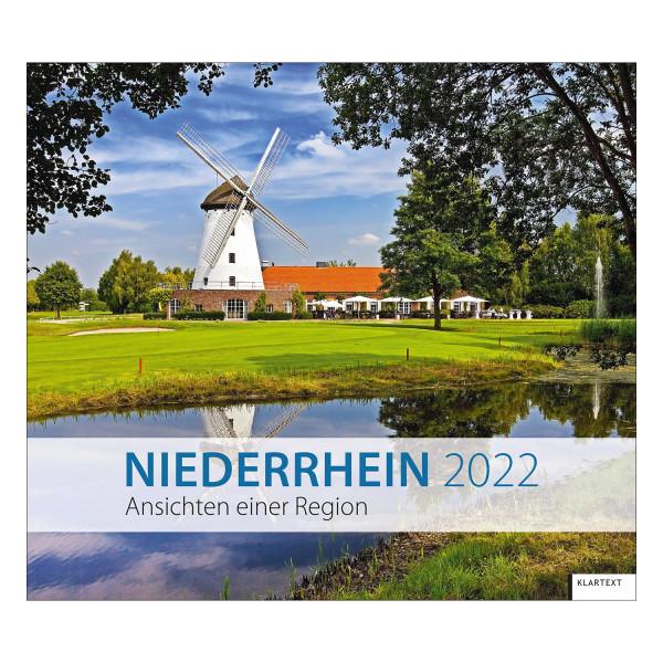 Kalender Niederrhein 2022