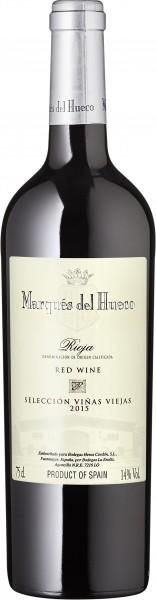 2016 Marqués del Hueco, Rioja Seleccion Vinas Viejas
