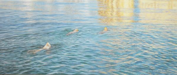 Venedig - Lido in the water