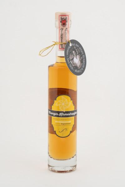 """""""Cranger Kirmestropfen"""" 0,5l Flasche Kräuterschnaps, 32% Vol."""