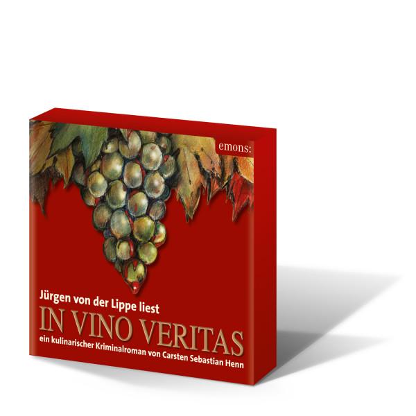In Vino Veritas Hörbuch - gelesen von Jürgen von der Lippe