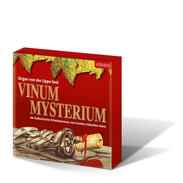 Vinum Mysterium Hörbuch - gelesen von Jürgen von der Lippe