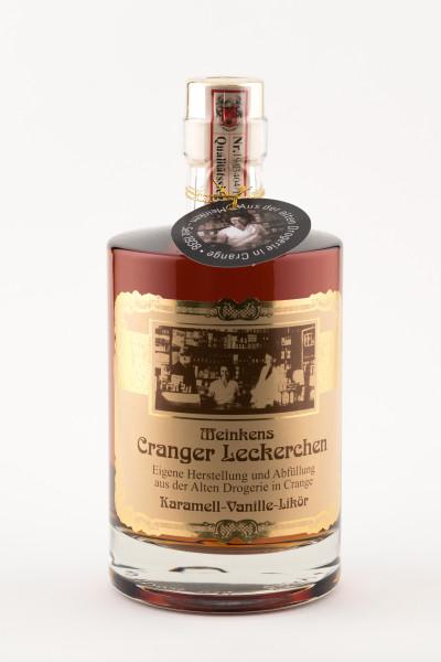 """""""Cranger Leckerchen"""" 0,5l Flasche Likör, 30% Vol."""