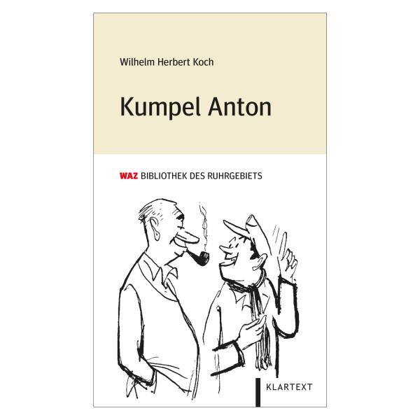 WAZ Bibliothek Einzelband Kumpel Anton