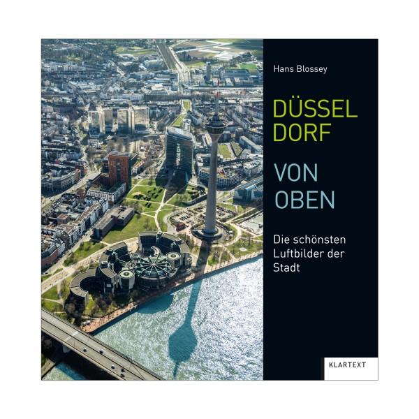 Düsseldorf von oben - Bildband