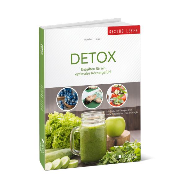 Detox - Entgiften für ein optimales Körpergefühl