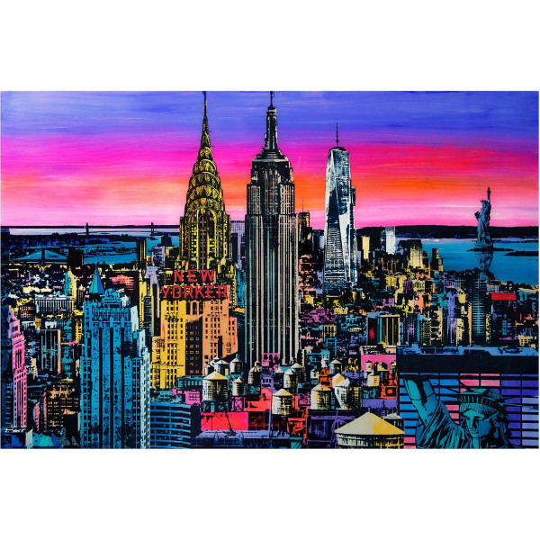 New York– the colorfulcity collection von Sandra Rauch