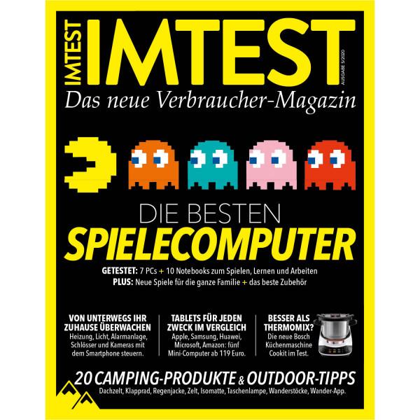 IMTEST E-Paper - Die besten Spielecomputer 2020